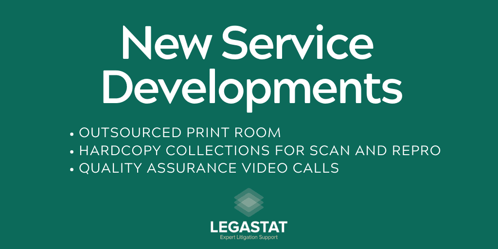 New Service Developments - Legastat